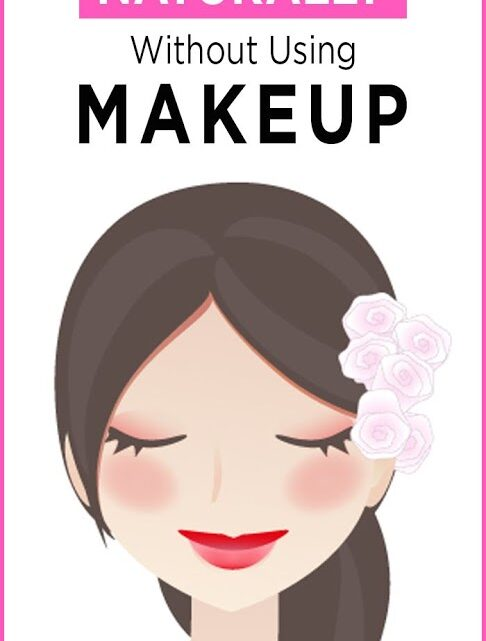 How To Get Pink Rosy Cheeks Naturally